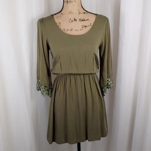 Charlotte Russe Long Sleeve Dress S